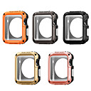 رخيصةأون أساور ساعات هواتف أبل-حافظات من أجل أبل ووتش سلسلة 5 / Apple Watch Series 4 بلاستيك التوافق Apple