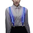ieftine Aurii cu fir cu fir-BRELONG® Decorațiuni Luminoase / LED-uri de lumină de noapte / Disco Ball Lamp Rezistent la apă / Cool / Atmosferă Lampă Comutarea modului Buton Acumulator alimentat 1 buc