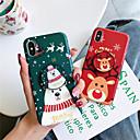 رخيصةأون شواحن لاسلكية-غطاء من أجل Apple اي فون 11 / iPhone 11 Pro / iPhone 11 Pro Max مع حامل / نموذج غطاء خلفي عيد الميلاد TPU