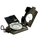 ieftine Compas-Compas Exterior Portabil Busolă MetalPistol Exerciții exterior Camping / Cățărare / Speologie Voiaj Verde Militar