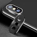 voordelige iPhone XR screenprotectors-metalen cameralensbeschermer voor Apple iPhone X / XS / XR / XS max