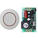 povoljno Smart prekidač-ac220v 1ch prijemnik kodova za učenje / uključivanje / isključivanje bežične daljinske upravljačke sklopke s relejem 10a / 433mhz