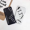 billige AirPods Cases-Etui Til Apple iPhone 11 / iPhone 11 Pro / iPhone 11 Pro Max Matt / Mønster Bakdeksel Ord / setning TPU / PC