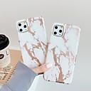 رخيصةأون أغطية أيفون-غطاء من أجل Apple اي فون 11 / iPhone 11 Pro / iPhone 11 Pro Max IMD / نموذج غطاء خلفي حجر كريم TPU