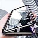 رخيصةأون أغطية أيفون-غطاء من أجل Apple اي فون 11 / iPhone 11 Pro / iPhone 11 Pro Max ضد الغبار / مرآة / نحيف جداً غطاء كامل للجسم شفاف زجاج مقوى / معدن