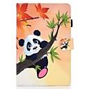 povoljno Druge maskice-Θήκη Za Apple iPad Air / iPad 4/3/2 / iPad (2018) Utor za kartice / sa stalkom / Uzorak Korice Panda PU koža / TPU