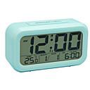 ieftine ceasuri-ceas cu alarmă digital fără fir, lumină de noapte senzor inteligent, dată, somn, temperatură, 12/24 ore, funcționare simplă, pentru copii / traverse grele / dormitor / călătorie