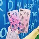 رخيصةأون أغطية أيفون-غطاء من أجل Apple iPhone XS / iPhone XR / iPhone XS Max سائل متدفق / نموذج / بريق لماع غطاء خلفي قرميدة الكمبيوتر الشخصي