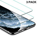 voordelige iPhone SE/5s/5c/5 screenprotectors-3 stks Full Cover gehard glas voor iPhone 11 Pro 2019 op iPhone XR X XS Max schermbeschermer beschermglas voor iPhone XI XIR Max