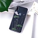 povoljno USB memorije-Θήκη Za Apple iPhone 11 / iPhone 11 Pro / iPhone 11 Pro Max Uzorak Stražnja maska Prozirno / Krajolik / Cvijet TPU