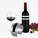 ieftine Produse de Bar-termometru cu vin de cristal lichid termometru din oțel inoxidabil