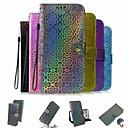 رخيصةأون أغطية أيفون-حافظة لآبل أيفون 11 / أيفون 11 برو / أيفون 11 برو ماكس محفظة / حامل بطاقة / مع حامل حافظات كاملة للجسم بلون بو الجلود / تبو للآيفون x / xs / xr / xs max / 8/8 plus / 6s / 6 plus