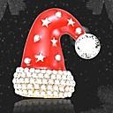 رخيصةأون القلائد-رجالي نسائي دبابيس أنيق بروش مجوهرات أحمر من أجل عيد الميلاد