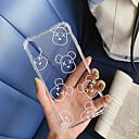رخيصةأون أغطية أيفون-غطاء من أجل Apple iPhone XS / iPhone XR / iPhone XS Max ضد الصدمات / نحيف جداً / نموذج غطاء خلفي شفاف / كارتون TPU