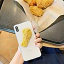 رخيصةأون أغطية أيفون-غطاء من أجل Apple iPhone XS / iPhone XR / iPhone XS Max نموذج / اصنع بنفسك غطاء خلفي مأكولات TPU