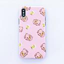 billige iPhone-etuier-skrubb tegneserie rosa sommerfugl gris iphone xs maks mobil skall x personlighet kreativ xr ungdom 6plus søte jenter 7plus silikon 8plus mote slippe mobiltelefon sak