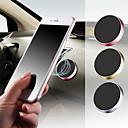 povoljno Gadgeti za kupaonicu-auto držač mobitela držač magnetskog mobilnog telefona nosač automobila upravljačka ploča upravljač okrugli držač mobilnog telefona