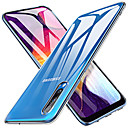 cheap Samsung Case-Case For Samsung Galaxy Galaxy A10(2019) / Galaxy A30(2019) / Galaxy A50(2019) Transparent Back Cover Transparent TPU