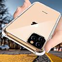 رخيصةأون أغطية أيفون-حالة الهاتف سيليكون للصدمات الفاخرة لفون 11 الموالية ماكس xr xs ماكس × 8 زائد 7 زائد 6 زائد حالات شفافة حماية الظهر كوف