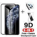 voordelige iPhone 11 Screenprotectors-3-in-1 9d gehard glas voor iPhone 11 Pro Max Case Camera beschermglas voor iPhone 11 Pro Screen Protector voor iPhone 111 bestellen