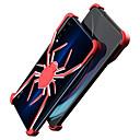 رخيصةأون Sony أغطية / كفرات-غطاء من أجل Vivo فيفو IQOO ضد الصدمات غطاء خلفي لون سادة ألمنيوم