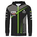 povoljno Motociklističke jakne-kawasaki trkački dres motociklistički dres jakna odjeća jakna za unisex polyster proljeće / jesen / zima toplije / prozračno / brzo suho