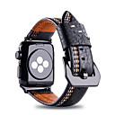 povoljno Apple Watch remeni-Pogledajte Band za Apple Watch Series 5 / Apple Watch Series 4 / Apple Watch Series 3 Apple Poslovni bend Materijal / Prava koža Traka za ruku