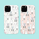 voordelige iPhone 6 Plus hoesjes-hoesje Voor Apple iPhone 11 / iPhone 11 Pro / iPhone 11 Pro Max Patroon Achterkant Cartoon TPU
