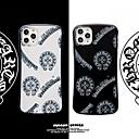 economico Custodie per iPhone-custodia per apple iphone xs / iphone xr / iphone xs max antipolvere / fantasia retro copertina gel di silice per cartoni animati