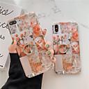 رخيصةأون وشم مؤقت-غطاء من أجل Apple اي فون 11 / iPhone 11 Pro / iPhone 11 Pro Max ضد الغبار / حامل الخاتم / نحيف جداً غطاء خلفي جملة / كلمة الكمبيوتر الشخصي