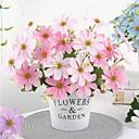 رخيصةأون أزهار اصطناعية-الزهور الاصطناعية 1 فرع الكلاسيكية الزفاف بتلات ريفي زهرة الطاولة