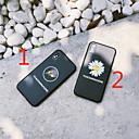 voordelige iPhone-hoesjes-hoesje Voor Apple iPhone 11 / iPhone 11 Pro / iPhone 11 Pro Max IMD / Patroon Achterkant Woord / tekst / Bloem TPU