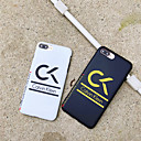 voordelige iPhone-hoesjes-hoesje Voor Apple iPhone 11 / iPhone 11 Pro / iPhone 11 Pro Max IMD / Patroon Achterkant Woord / tekst TPU