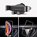 Недорогие Чехлы и кейсы для Galaxy S-держатель телефона автомобиля вентиляции металла силы тяжести
