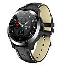 رخيصةأون ساعات ذكية-smartwatch d8 اللياقة البدنية تعقب bt تخطر دعم / ecg / قياس ضغط الدم الرياضة ووتش الذكية للهواتف سامسونج / فون / الروبوت