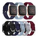 voordelige iPhone 5 hoesjes-horlogeband voor fitbit versa / fitbit versa lite / fitbit versa 2 fitbit sportband / klassieke gesp / moderne gesp siliconen polsband