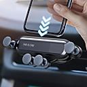 voordelige Galaxy J5(2017) Hoesjes / covers-zwaartekracht autohouder telefoon in auto ontluchter clip mount geen magnetische gsm-houder gps stand voor iphone huawei samsung xiaomi
