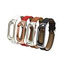voordelige Horlogebandjes voor Xiaomi-lederen band polsband voor xiaomi mi band 4/3 slimme horloge armband