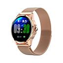 رخيصةأون الأساور الذكية-R23 smartwatch الفولاذ المقاوم للصدأ BT اللياقة البدنية تعقب دعم إخطار / قياس ضغط الدم الرياضة الساعات الذكية متوافقة هواتف سامسونج / فون / الروبوت