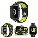 voordelige Apple Watch-bandjes-Horlogeband voor Apple Watch Series 5/4/3/2/1 Apple Sportband Silicone Polsband