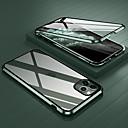 povoljno iPhone maske-Θήκη Za Apple iPhone 11 / iPhone 11 Pro / iPhone 11 Pro Max Otporno na trešnju / Prozirno Korice Prozirno Kaljeno staklo