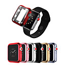 رخيصةأون أساور ساعات هواتف أبل-حافظات من أجل أبل ووتش سلسلة 5 / Apple Watch Series 4 TPU التوافق Apple