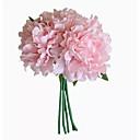 رخيصةأون أزهار اصطناعية-زهور اصطناعية 5 فرع كلاسيكي الحديث المعاصر أسلوب بسيط الفاوانيا