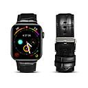 povoljno Apple Watch remeni-Pogledajte Band za Apple Watch Series 4 / Apple Watch Series 4/3/2/1 / Apple Watch Series 3 Apple Klasična kopča / Moderna kopča / Poslovni bend Prava koža Traka za ruku