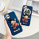 voordelige iPhone-hoesjes-hoesje Voor Apple iPhone 11 / iPhone 11 Pro / iPhone 11 Pro Max Ultradun / Transparant Achterkant Transparant / Cartoon TPU