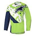 povoljno Motociklističke rukavice-motocikl jersy mountain speed down prilagođena brzina down sport na otvorenom biciklističko odijelo cross country trkačko odijelo speed speed t-shirt custom