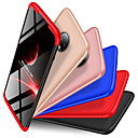 رخيصةأون Motorola أغطية / كفرات-غطاء من أجل موتورولا MOTO G6 / موتو G7 نحيف جداً غطاء خلفي لون سادة TPU
