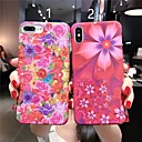 voordelige iPhone 6 Plus hoesjes-hoesje Voor Apple iPhone 11 / iPhone 11 Pro / iPhone 11 Pro Max Patroon Achterkant Bloem Muovi