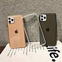 voordelige iPhone 7 Plus hoesjes-hoesje Voor Apple iPhone 11 / iPhone 11 Pro / iPhone 11 Pro Max Transparant Achterkant Effen TPU