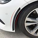 ieftine Abțibilde Auto-2 buc / lot roată de mașină sprânceană bara de protecție anti-coliziune protecție bara de protecție safty autocolant decorațiuni benzi accesorii de styling auto
